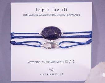 Necklace / Lapis Lazuli gluttony Charm Bracelet