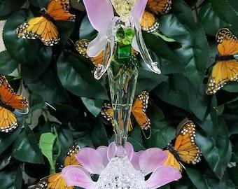 Fairy's Crystal Figurine