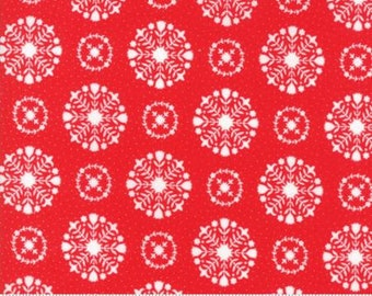 United Notions - Moda-Bonnie and Camille- Vintage Holiday-55166 11- CT122137-100% Quality Cotton by the Yard or Yardage