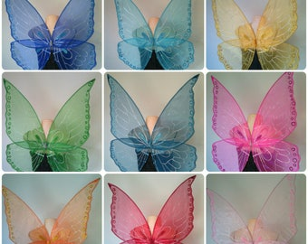 Adult Fantasy Butterfly Wings