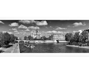 Paris #2, Fine Art print signed and numbered