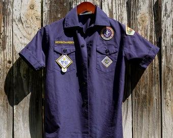 Vintage Boy Scouts t-shirt