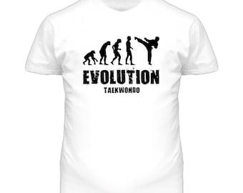 Evolution Taekwondo T Shirt