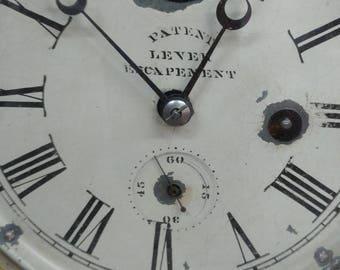 Thirty Hour Marine Nautical Ship's Clock