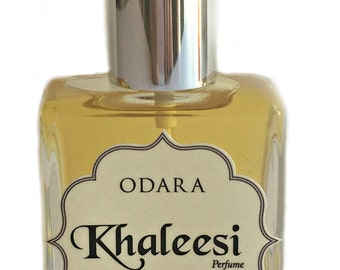 Game of Thrones, Mother of Dragons, Khaleesi, Natural Perfume, Organic Perfume, Gift For Her, Perfume