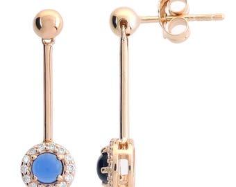 Bar Drop Earrings