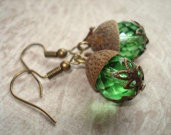 Gem of Nature - Bohemian jewelry, nature magic, enchantment