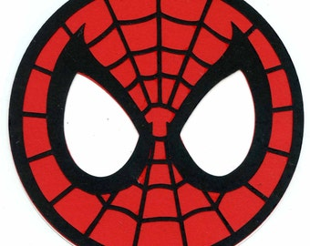 spiderman logo sticker marvel comics from player1stickers on etsy studio rh etsystudio com spiderman monologues mary jane the spider man logo