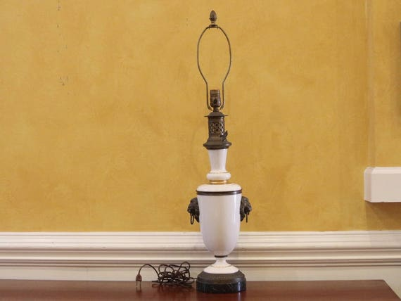 marble mid lamp century dp x and with rivet quot brass bulb table lamps