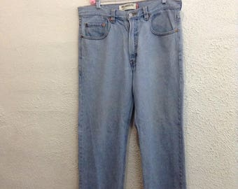 Levi's 550 jeans high waist waist 32