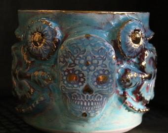 Calavera Mug