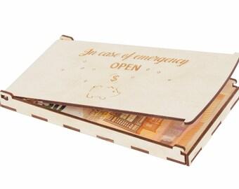 Cash Gift Envelope - Money Gift Envelope - Money Envelope - Birthday Gift Box - Favor Envelope - Birthday Money box - Gift Keepsake