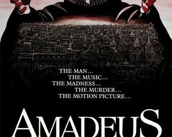 Spring Sales Event: AMADEUS Movie Poster