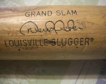 "Original ""DEREK JETER"" Louisville Slugger, 34"" Baseball Bat #180, Excellent,  L@@k, Wow!!"