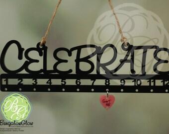 Event Calendar, Family Calendar, Family Birthday Calendar, Perpetual Event Calendar *Original Design*