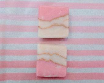 Almond Milk and Sea Salt Shea Butter Soap