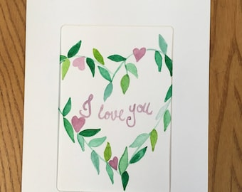 Love and Leaves