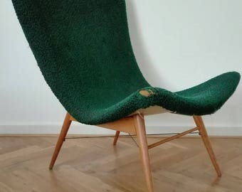 Beautiful vintage lounge chair from the 60's.