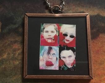 Smashing Pumpkins necklace