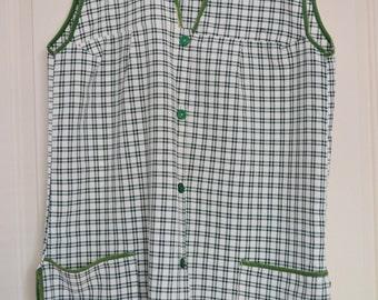 1960s smock dress