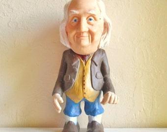 Benjamin Franklin Money Bank - Excellent Condition