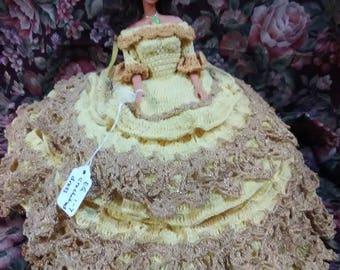 Golden Angel gown