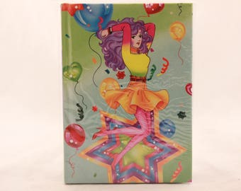 New! Vintage Conny Girl's 140 Page Journal Sealed in Package. DR50006B