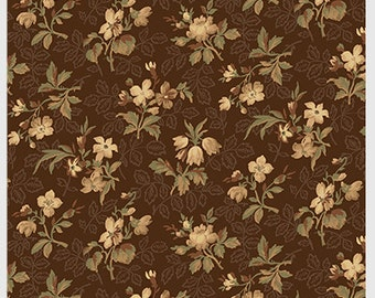 Southern Vintage Fabric  Floral