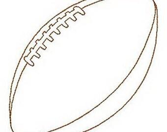 Instant Digital Download 4 Sport Balls Linework 4x4 Machine Embroidery Designs football baseball soccer basketball