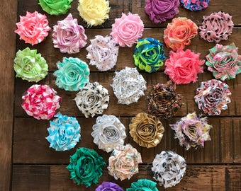 29 pack hair clips, Floral, Pastels, Bright Colors, Easter Egg Filler, Lowest Price Ever