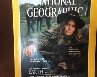 National geographic volume 168 nr2  august 1985