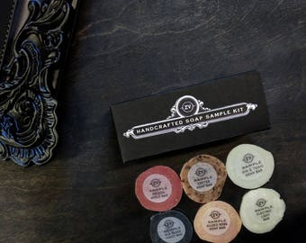 Handcrafted Soap Sample Kit