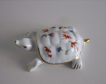 Hand painted Lucky Turtle