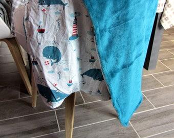 "Blanket ""fresh water sailor"""
