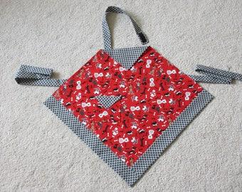 Child's Apron, kids apron, boys apron, dog apron