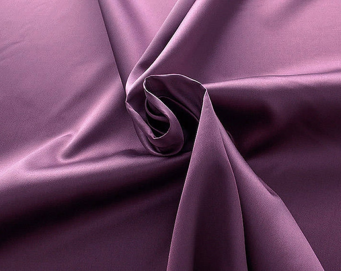 274131-Mikado (Mix)-82% Polyester, 18% silk, width 160 cm, made in Italy, dry cleaning, weight 160 gr