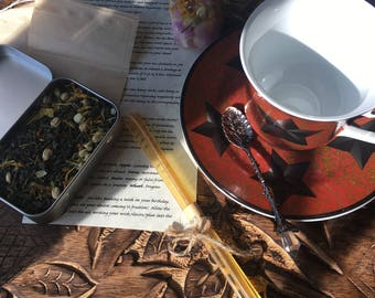 DELUXE Kitchen Witch's Tea Kit