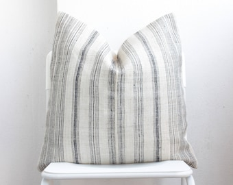 Hmong Striped Pillow Cover st38