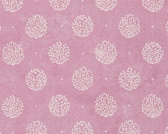 Ink & Arrow by Quilting Treasures - Gnome Matter What - Set Vines - Lilac