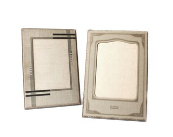 Vintage Paper Photo Frames