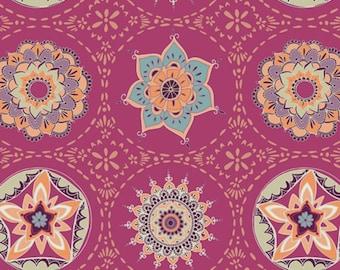 Art Gallery - Soulful Collection - Mandala Harmony in Vivid