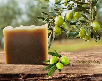 Olive Oil Handmade Soap Vegan - Natural Pie Soap (20g, 100g, Promotion, Wholesale)