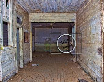 Abandoned Building - Digital Background, Jpeg file, Photoshop,  Jpeg Download, Jpeg Background, 300 Res