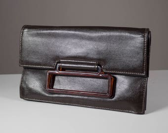 60s Fold Clutch Bag