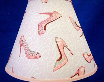 High Heel Shoes Lamp Shade