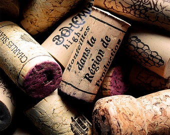 Wine Cork Photography, Wine Lovers, Wine Cork Print, Wine Print