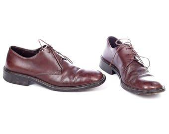 Mars Chaussures Derby En Détresse Ll - Brun grSQGBsp