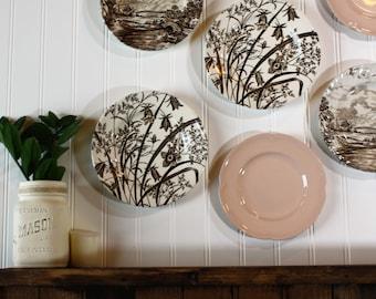 Decorative Plates set of 6 Wall Hanging Plates Plates for Hanging on the & Wall hanging plate | Etsy