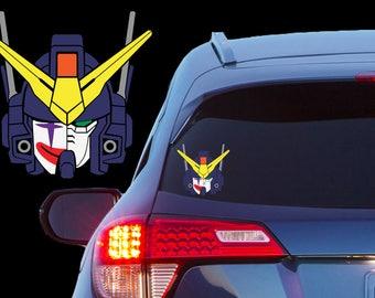 Gundam Heavyarms Custom Vinyl Decal for Cars, Laptops, Tablets, Water Bottles, Etc. - Gundam Wing Endless Waltz Ver.