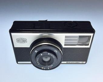 Bilora Bilomatic C - 126 Cartridge Analog Film Camera